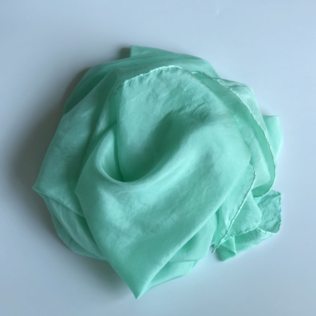 Play Silks - Green