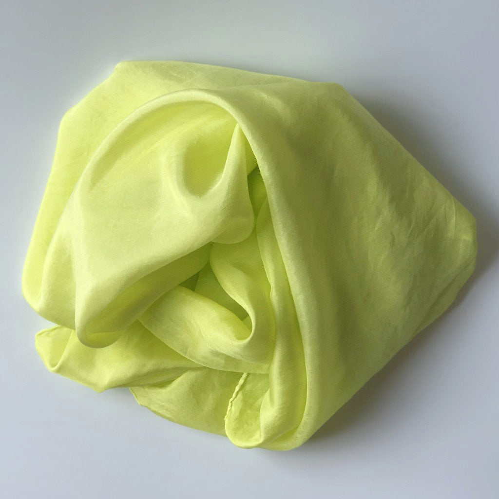 Play Silks - Lime Green
