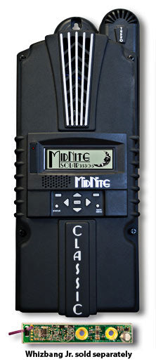 MidNite Solar Classic 150 w/ Whiz Bang Jr. Battery Monitor