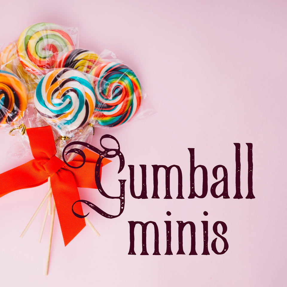 Gumball Mini Skeins