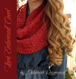 Love Entwined Cowl Knitting Pattern