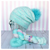 Bubble Gum Ice Cream Hat Kit