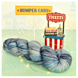 Bumper Cars Liquid Candy - Fingering Weight