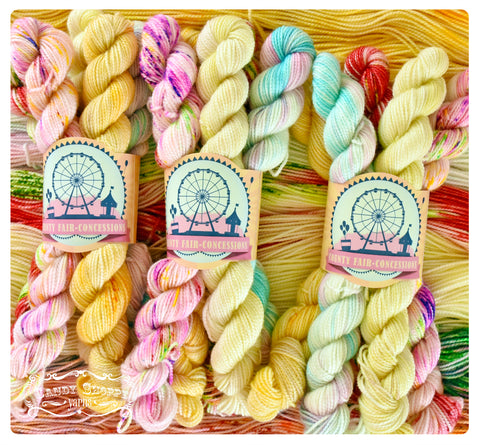 County Fair-Concessions Mini Skeins