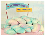 Cotton Candy Liquid Candy - Fingering Weight