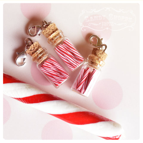 Peppermint Sticks Penny Candy