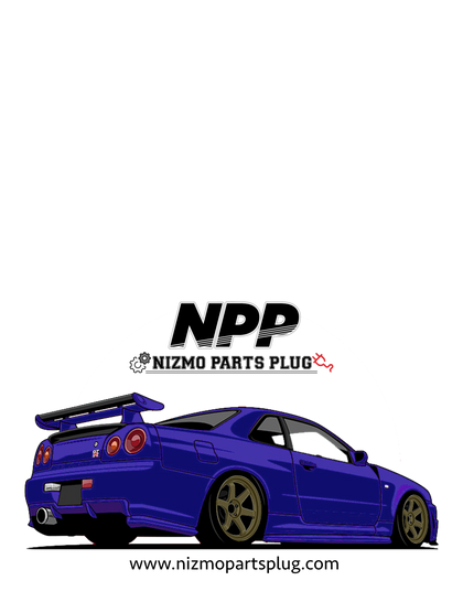 Midnight Purple R34