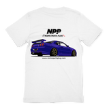 Midnight Purple R34 Premium Sublimation Adult T-Shirt