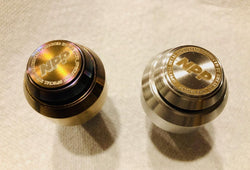 NPP x Breaker Spec Limited Edition Shift Knob (Raw Stainless Steel 303)