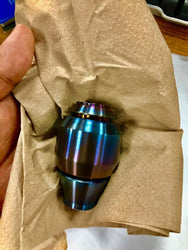 NPP x Breaker Spec x Flipzco C5 Corvette Limited Edition Shift Knob (Heat Anodized)