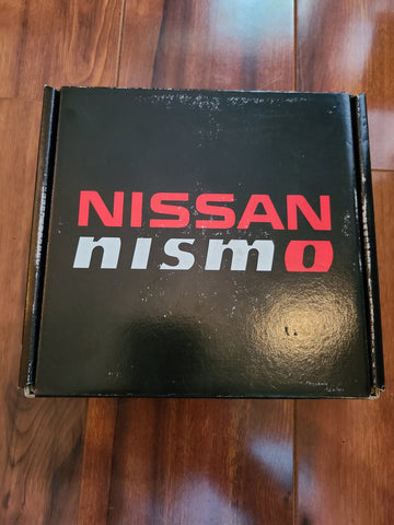 Nismo Open-Ended Forged Steel Tuner Lug Set