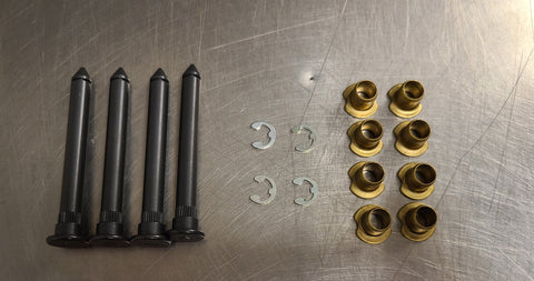 S13/S14/R32 Coupe Door Pin kit