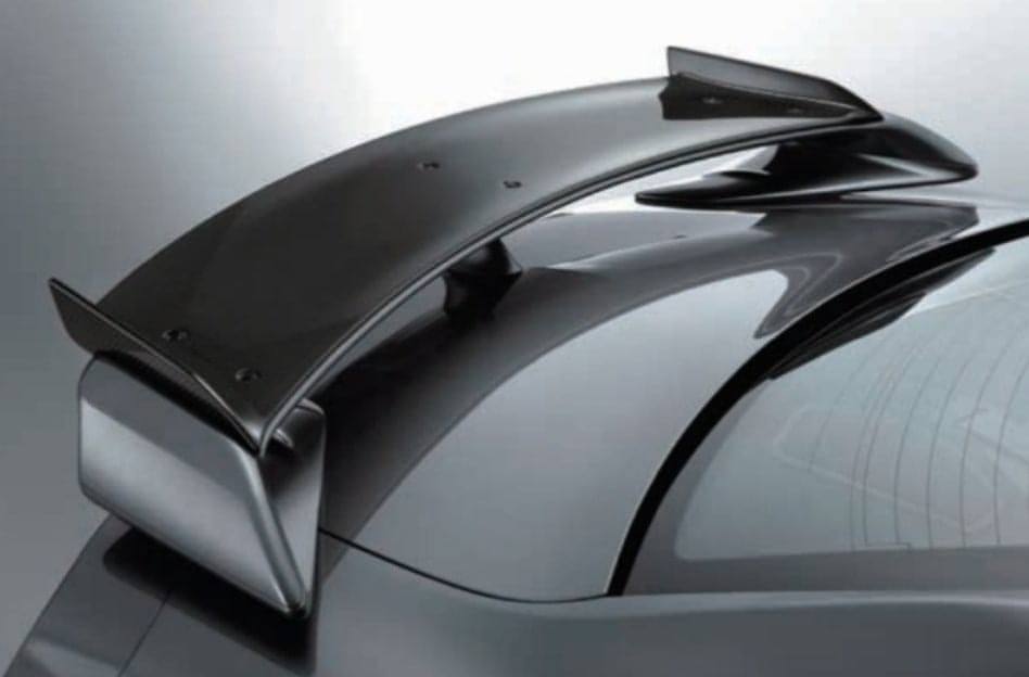 R35 GT-R Nismo Dry Carbon Add-On Spoiler Kit