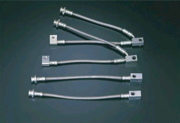 350Z Nismo Stainless Steel Brake Hose Set