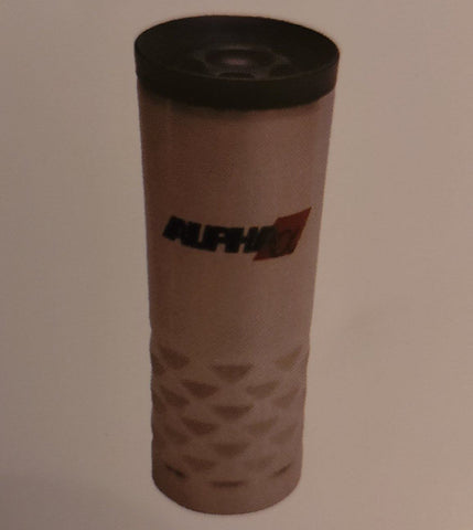 Infiniti/Red Alpha Stainless Tumbler
