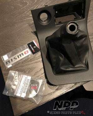 R33 Console Shift Boot Assembly