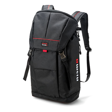 Nismo Authentic Backpack Black