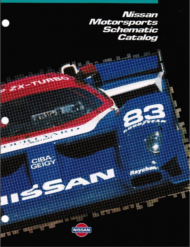 Nismo Schematic Book