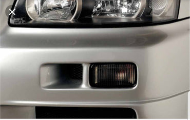 R34 GTR Dark Lense Turn Indicators