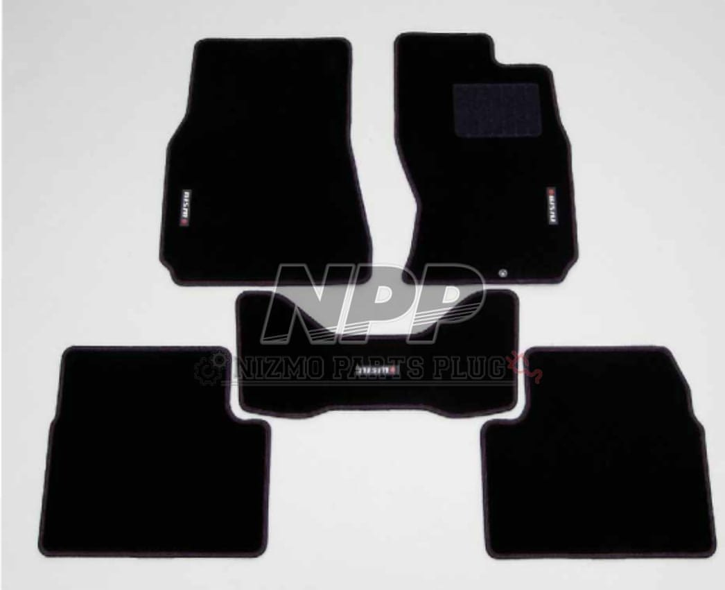R32 Skyline Nismo Floor Mat Set