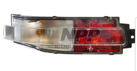 Z33 350z Jdm Reverse Foglight Assembly