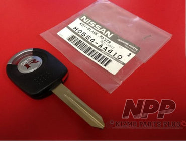 R34 Skyline GTR Key Blank with Immobilizer