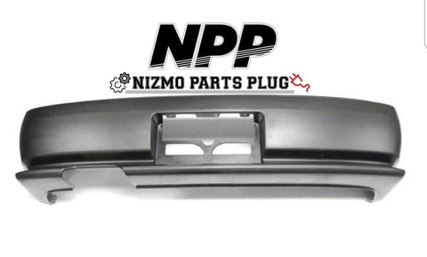 S14 Jdm Rear Bumper Assembly