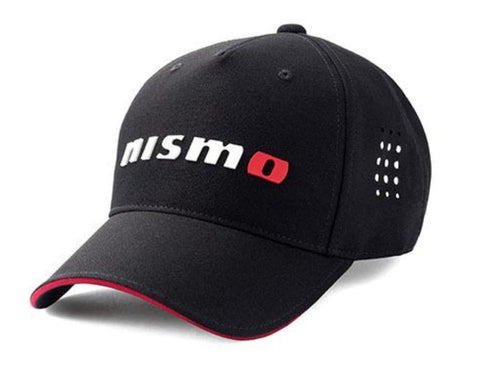 Nismo Authentic Fitted Cap Black