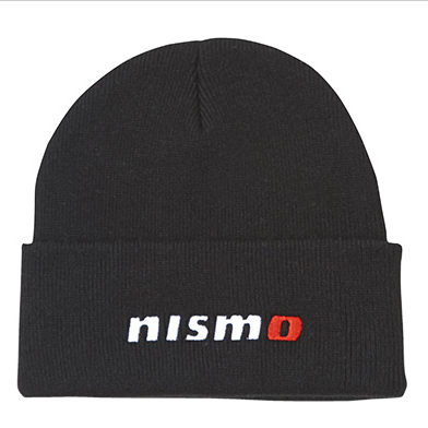 Nismo Authentic Beanie Cap Black