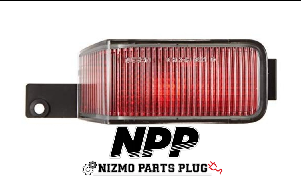 R34 GTR Rear Foglight Assembly