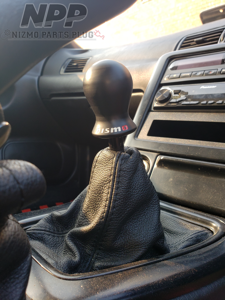 Nismo Black Duracon Shift Knob
