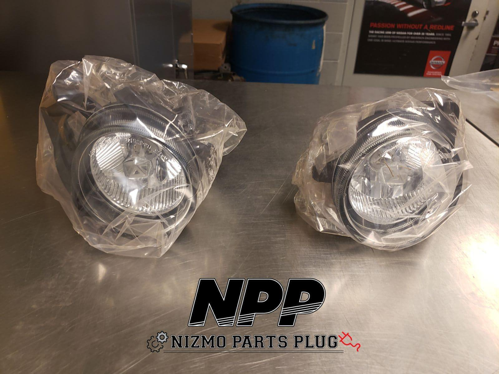 S15 Silvia Foglight Assembly Set