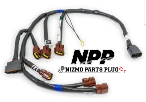R32 GTR RB26DETT IGN Coil Harness