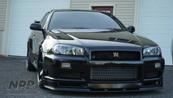 R34 GTR LH BI-XENON HID Headlight Assembly