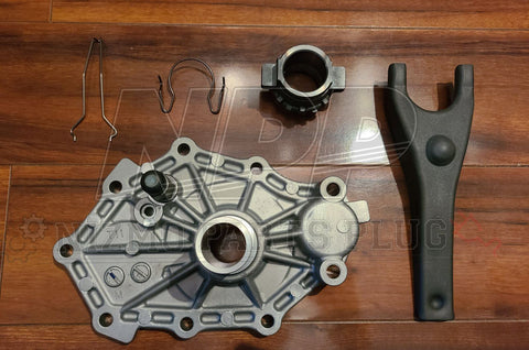 "R33 Skyline RWD Transmission ""Pull to Push"" Conversion Kit"