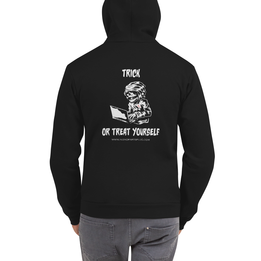 Trick or Treat Yourself Hoodie (Zip-up)