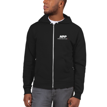 NPP Tire Mark Hoodie (Zip-up)