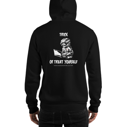 Trick or Treat Yourself Hoodie (Pull-over)