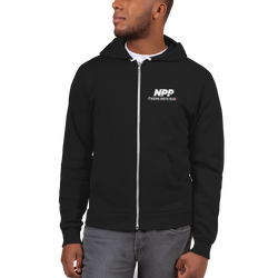 Old School Nizmo Hoodie (Zip-up)