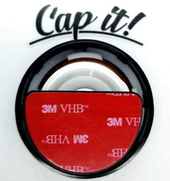 """Cap It "" Gas Cap Holder"