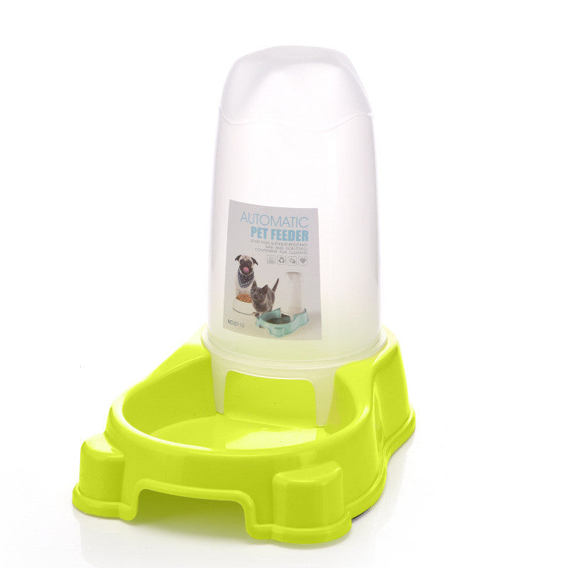 Leave Your Home Without Them! Automatic Pet Feeder For Cats and Dogs Green Blue Pink