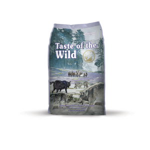 Taste of the Wild Grain Free - Sierra Mountain Canine (12.2kg)
