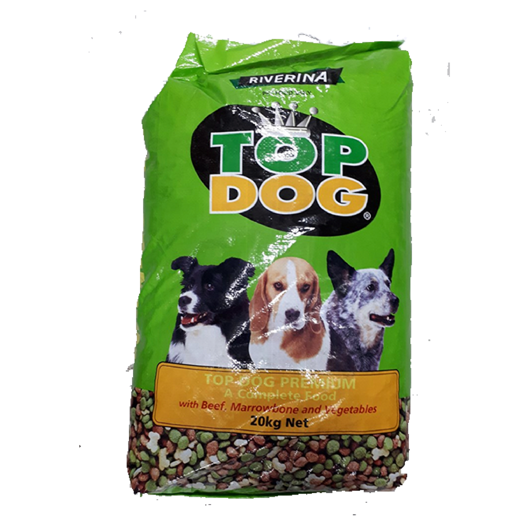 Top Dog Premium (20Kg)