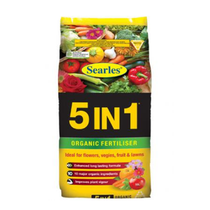 5IN1 Organic Fertiliser 50Lt
