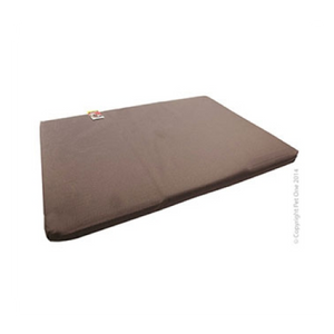 Bed Mattress Stay Dry Suit Plastics Kennel Medium Brown