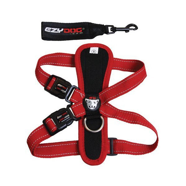 Chest Plate Harness (Incl. Free Car Restraint) 37-60cm