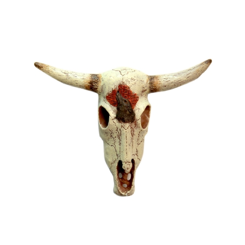 Ornament Bull Head (L) 26x17x7cm