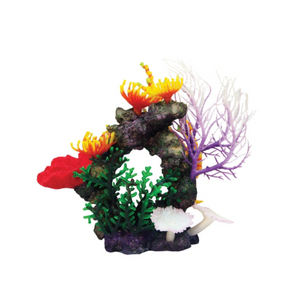 Ornament Copi Coral Purple Gorgonian 40x21x31cm