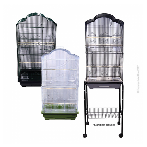Cage 450AL Round Top Tall 46.5 X 36 X 90.5cm