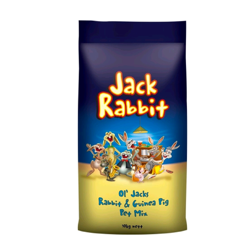 Laucke Ol' Jacks Rabbit & Guinea Pig Mix 10kg